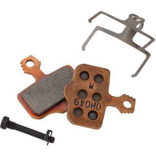 Avid Elixir / XX / DB / Level Disc Brake Pads - gesintert/Stahl