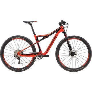 Cannondale Scalpel-Si Carbon 1 29 2017, red/black - Mountainbike