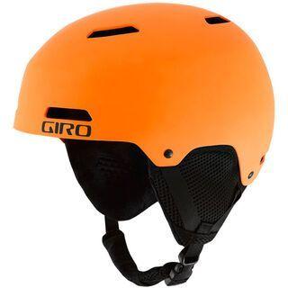 Giro Crüe, matte flame orange - Skihelm