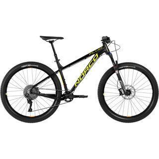 Norco Fluid HT+ 6.1 2017, black/yellow - Mountainbike