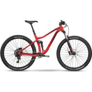 BMC Speedfox 03 Two 29 2018, super red - Mountainbike