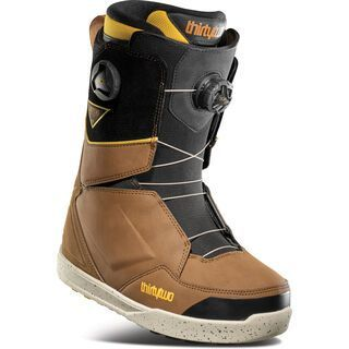 Thirtytwo Lashed Double Boa 2021, brown/black - Snowboardschuhe