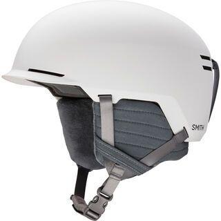 Smith Scout, matte white - Snowboardhelm
