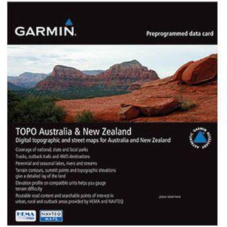 Garmin Topo Australien und Neuseeland (microSD) - Karte