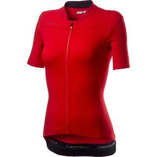Castelli Anima 3 Jersey red/black
