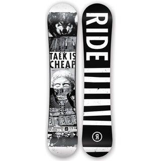Ride Crook Wide 2016 - Snowboard