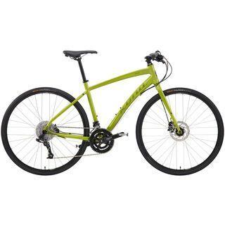 Kona Dr Dew 2014, matt lime/avocado/lime - Urbanbike