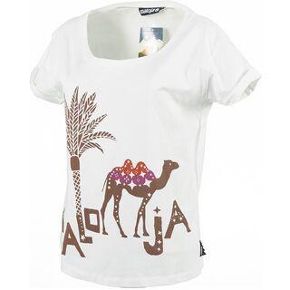 Maloja AlyssaM., cream - T-Shirt