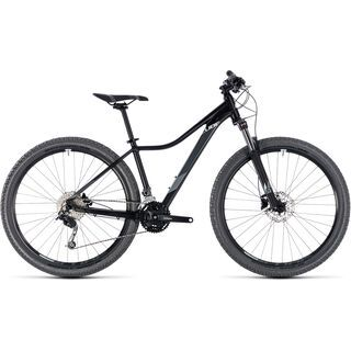 *** 2. Wahl *** Cube Access Pro 27.5 2018, black´n´grey - Mountainbike | Größe 16 Zoll