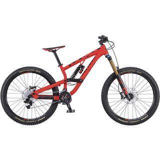 Scott Voltage FR 710 2016, red/black - Mountainbike