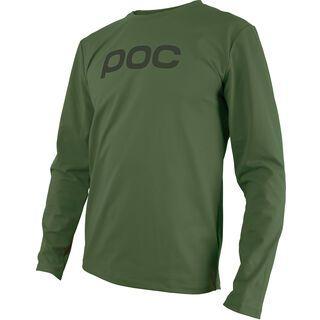 POC Resistance Enduro Jersey, septane green - Radtrikot