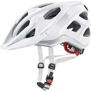 uvex city light, white mat - Fahrradhelm