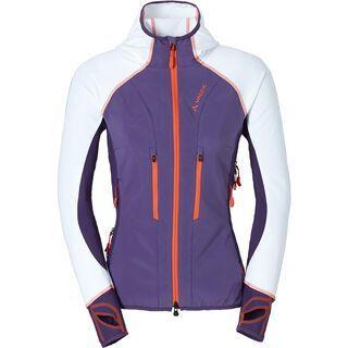 Vaude Women's Larice Jacket, dusty violet - Softshelljacke