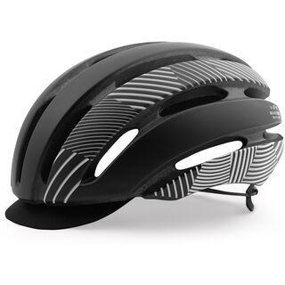 Giro Aspect, mat black dazzle - Fahrradhelm