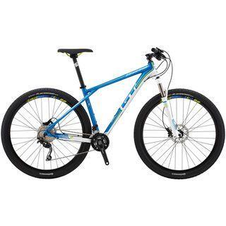 GT Zaskar 9R Sport 2014, blue/white - Mountainbike
