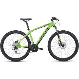 Specialized Pitch 650B 2017, mo green/black - Mountainbike
