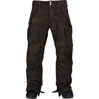 Burton Covert Pant , Lowland Camo - Snowboardhose