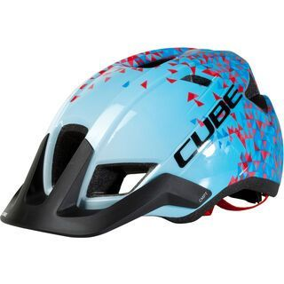 Cube Helm CMPT Youth, team triangle - Fahrradhelm