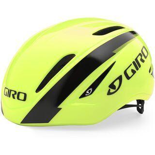 Giro Air Attack, highlight yellow black - Fahrradhelm