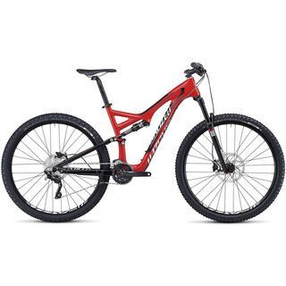 Specialized Stumpjumper FSR Comp Carbon 29 2014, Red/Black/White - Mountainbike