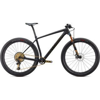 Specialized S-Works Epic HT Ultralight 2020, black/gold foil - Mountainbike