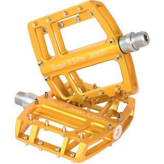 NC-17 Sudpin III S-Pro, gold - Pedale