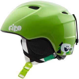 Giro Slingshot, Lime Bigfoot - Snowboardhelm