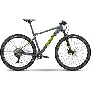 BMC Teamelite 01 Three 2018, grey lime - Mountainbike