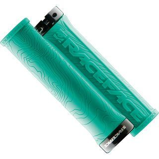 Race Face Half Nelson Grip, turquoise - Griffe