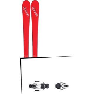 Set: DPS Skis Cassiar 80 SL 2017 + Atomic N FFG 10 (1454800)
