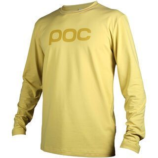 POC Trail Jersey, Fermium Yellow - Radtrikot