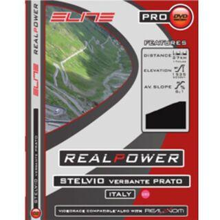 Elite DVD für RealAxiom und RealPower - Stelvio 2.Teil - Versante Prato - DVD