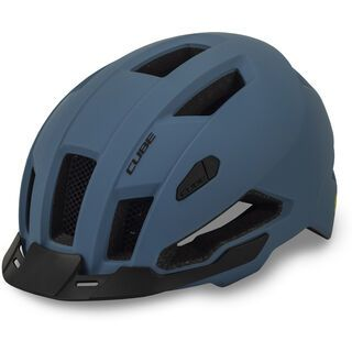 Cube Helm Evoy Hybrid MIPS blue