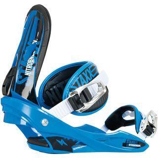 Nitro Staxx 2014, Blue - Snowboardbindung