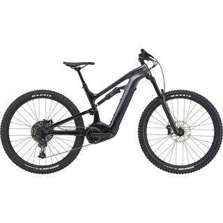Cannondale Moterra Neo 3 27.5 2020, matte black - E-Bike