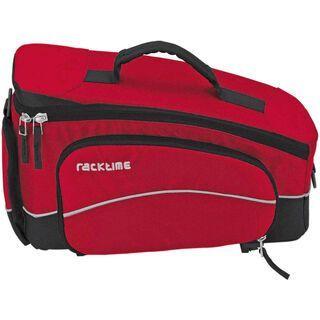 Racktime Trunk-it, rachel-red - Gepäckträgertasche