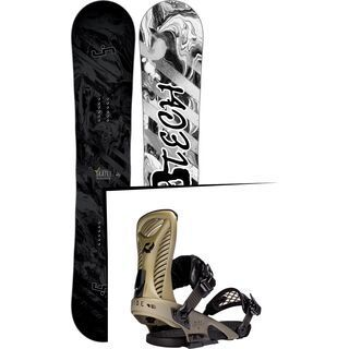 Set: Lib Tech Sk8 Banana 2017 + Ride Capo (1487146S)