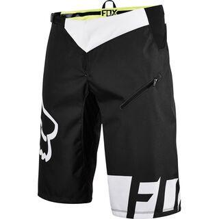 Fox Demo DH Short, black white - Radhose