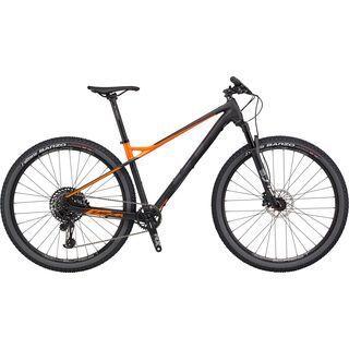 GT Zaskar Carbon Expert 2020, satin raw/gloss orange - Mountainbike