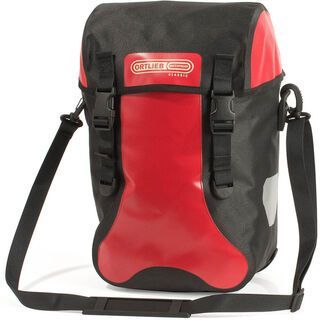 Ortlieb Sport-Packer Classic, rot-schwarz - Fahrradtasche