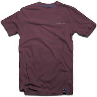 Five Ten 3Line Tee, Cranberry - T-Shirt