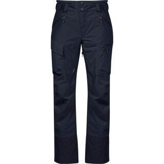 Bergans Hafslo Insulated Lady Pants, dark navy - Skihose