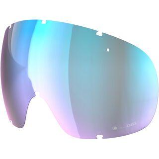 POC Fovea Mid Clarity Comp Spare Lens, clarity comp spektris blue - Wechselscheibe
