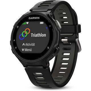 Garmin Forerunner 735XT, schwarz/grau - Triathlonuhr