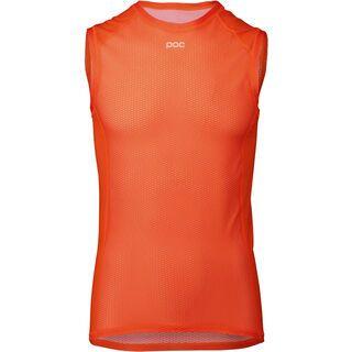 POC Essential Layer Vest zink orange