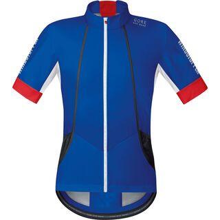 Gore Bike Wear Oxygen Windstopper SO Trikot, brilliant blue red - Radtrikot