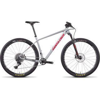 Santa Cruz Highball CC X01 29 2018, grey/red - Mountainbike