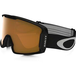 Oakley Line Miner, matte black/Lens: persimmon - Skibrille