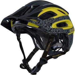 ONeal Orbiter II Helmet, black/neon yellow - Fahrradhelm