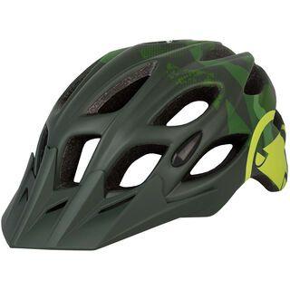 Endura Hummvee Youth Helmet khaki